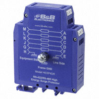 B&B SmartWorx, Inc. - HESP4DR - DATALINE SURGE SUPPRESS DIN RAIL