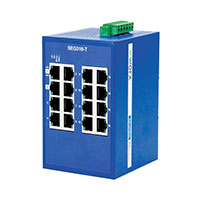 B&B SmartWorx, Inc. - SEG316-T - SE300 SERIES MONITORED ETHERNET