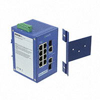 B&B SmartWorx, Inc. - SEC410-2SFP - IND MANAGED ETHERNET SWITCH