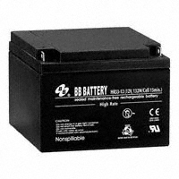 B B Battery - HR33-12-B1 - BATTERY LEAD ACID 12V 31AH