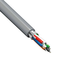 Belden Inc. - 9536 060100 - CABLE 6COND 24AWG CHROME 100'