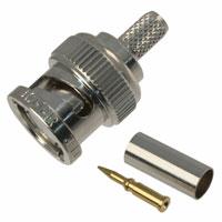 Winchester Electronics - 310A205P - CONN BNC PLUG STR 50 OHM CRIMP