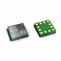 Bosch Sensortec - BMA250E - ACCEL 2-16G I2C/SPI 12LGA