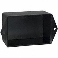 """Bud Industries - PB-1559-TF - BOX ABS BLACK 3""""L X 2""""W"""