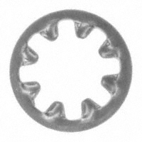 B&F Fastener Supply - INTLWSS 010 - WASHER INT TOOTH #10 STN STEEL