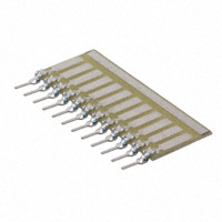 Capital Advanced Technologies - 6012 - PROTO-BRD 12PIN DISCRETE SMD SIP