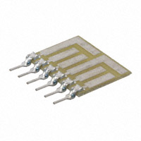 Capital Advanced Technologies - 6106 - PROTO-BRD 6PIN DISCRETE SMD SIP