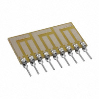 Capital Advanced Technologies - 6109 - PROTO-BRD 9PIN DISCRETE SMD SIP