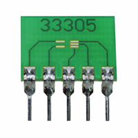 Capital Advanced Technologies - 33305 - PROTOBOARD SMT FOR SOT-953