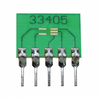 Capital Advanced Technologies - 33405 - PROTOBOARD SMT FOR SOT-553/665