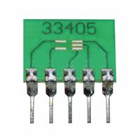 Capital Advanced Technologies - 33405 - PROTOBOARD SMT FOR SOT-553/665