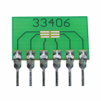 Capital Advanced Technologies - 33406 - PROTOBOARD SMT FOR SC-89/SOT-66
