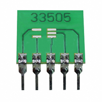 Capital Advanced Technologies - 33505 - PROTOBOARD SMT FOR .65MM ON SEMI