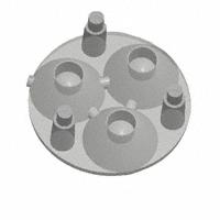 Carclo Technical Plastics - 10510 - LENS ARRAY 20MM TRPL ELLIPTICAL
