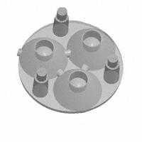 Carclo Technical Plastics - 10511 - LENS ARRAY 20MM TRPL FROST NARR