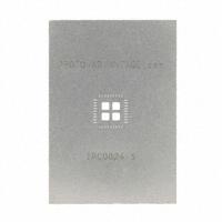 Chip Quik Inc. - IPC0024-S - QFN-36 STENCIL