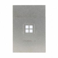 Chip Quik Inc. - IPC0031-S - QFN-56 STENCIL