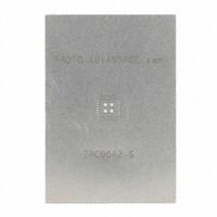 Chip Quik Inc. - IPC0042-S - QFN-28 STENCIL