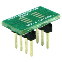 Chip Quik Inc. - PA0001 - SOIC-8 TO DIP-8 SMT ADAPTER