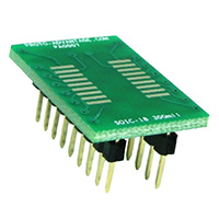 Chip Quik Inc. - PA0007 - SOIC-18 TO DIP-18 SMT ADAPTER