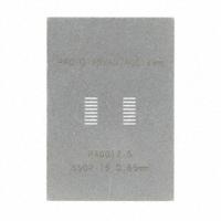Chip Quik Inc. - PA0017-S - SSOP-16 STENCIL