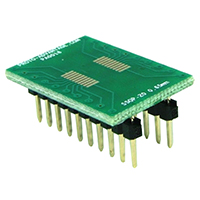 Chip Quik Inc. - PA0018 - SSOP-20 TO DIP-20 SMT ADAPTER