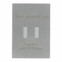 Chip Quik Inc. - PA0018-S - SSOP-20 STENCIL