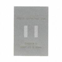Chip Quik Inc. - PA0019-S - SSOP-24 STENCIL