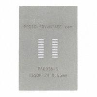 Chip Quik Inc. - PA0036-S - TSSOP-24 STENCIL