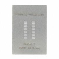 Chip Quik Inc. - PA0040-S - TSSOP-48 STENCIL