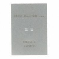 Chip Quik Inc. - PA0042-S - VSSOP-8 STENCIL