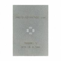 Chip Quik Inc. - PA0061-S - QFN-16 STENCIL