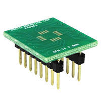 Chip Quik Inc. - PA0062 - QFN-16 TO DIP-16 SMT ADAPTER