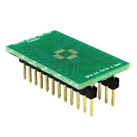 Chip Quik Inc. - PA0064 - QFN-24-THIN TO DIP-24 SMT ADAPTE