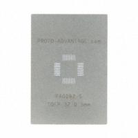 Chip Quik Inc. - PA0092-S - TQFP-32 STENCIL
