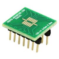 Chip Quik Inc. - PA0101 - LGA-14 TO DIP-14 SMT ADAPTER