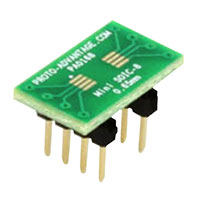 Chip Quik Inc. - PA0168 - MINI SOIC-8 TO DIP-8 SMT ADAPTER