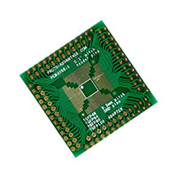 Chip Quik Inc. - PCB3006-1 - QFP ADAPTER 0.5MM PITCH 48 64 80