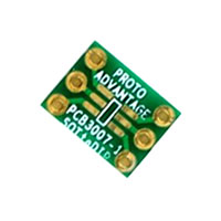 Chip Quik Inc. - PCB3007-1 - SOT23 TO DIP SMT ADAPTER