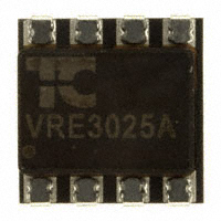 Apex Microtechnology - VRE3025AS - IC VREF SERIES 2.5V 8SMT