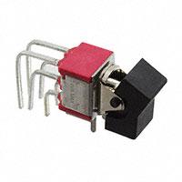 C&K - 7201J1AV2PE2 - SWITCH ROCKER DPDT 0.4VA 20V