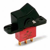 C&K - E101J1ZBE2 - SWITCH ROCKER SPDT 0.4VA 20V