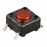 C&K - PTS645SK43SMTR92 LFS - SWITCH TACTILE SPST-NO 0.05A 12V