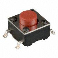 C&K - PTS645SK50SMTR92 LFS - SWITCH TACTILE SPST-NO 0.05A 12V