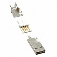 CNC Tech - 1002-024-01300 - CONN USB A TYPE SOLDER ASSY