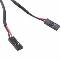 CNC Tech - 810-10053-00050 - CABLE CONNECT INTERNAL DVD .5M