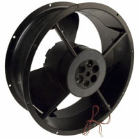 Comair Rotron - 19031767A - FAN AXIAL 254X88.9MM 48V CD48B3