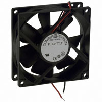 Comair Rotron - 19032738A - FAN AXIAL 80X25MM CR0812MB-A70GL