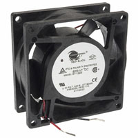 Comair Rotron - 19030829A - FAN AXIAL 80X32MM BALL 5V ST05B3