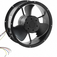 Comair Rotron - 19040396A - FAN AXIAL 254X88.9MM 24V CD24R7X